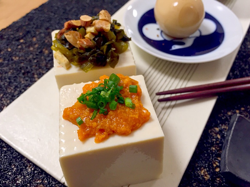 おつまみ豆腐❁