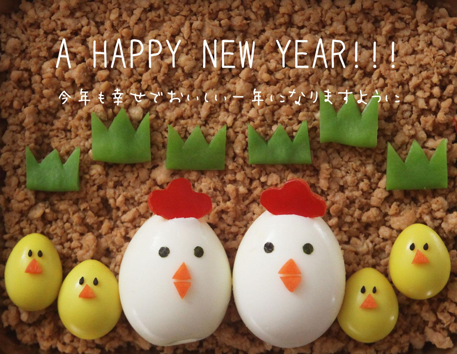 *゚*.。謹賀新年+..。*゚