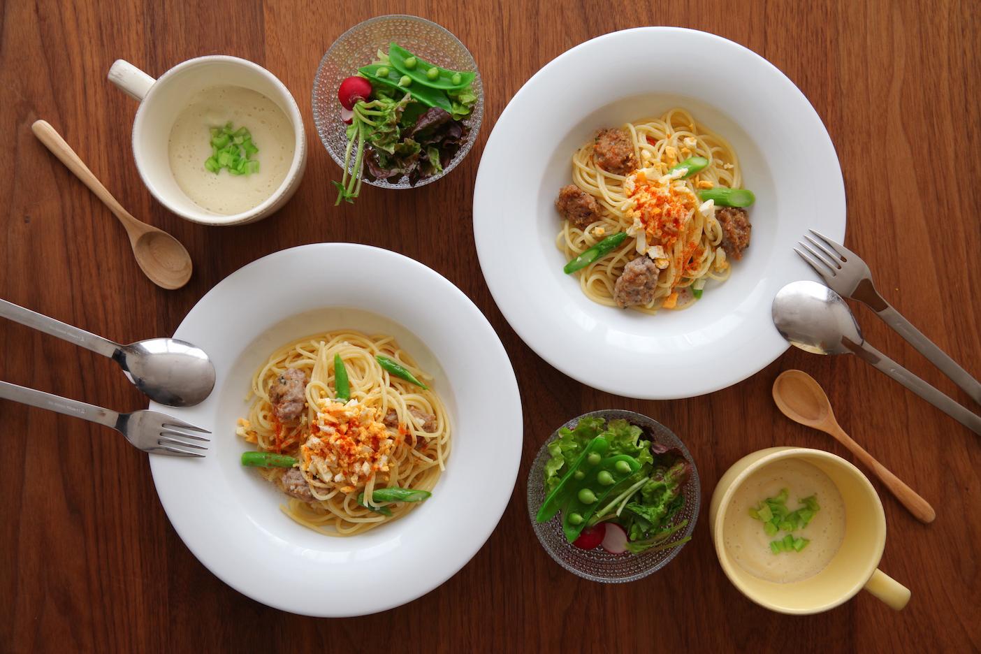 「オトコノキッチン」自家製だけど簡単サルシッチャをパスタに!