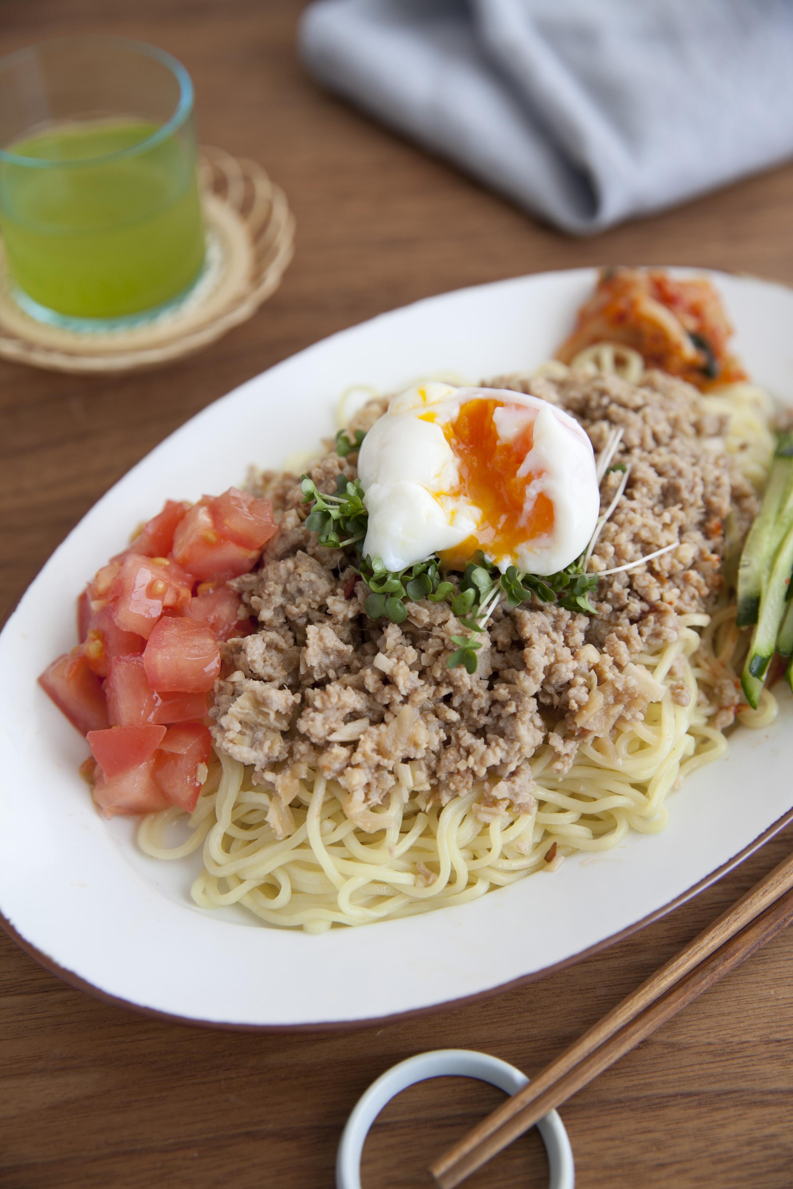 Nadia記事公開!「男子も大満足!お手軽だけど食べ応えのある「麺レシピ」」
