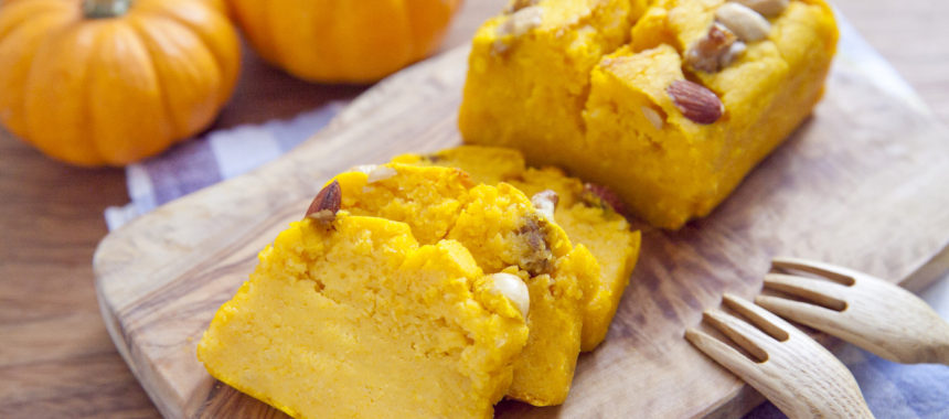 今週末開催!太陽のマルシェレシピ「砂糖不使用!坂尻さんのバターナッツ濃厚ケーキ」