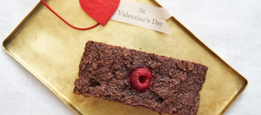 【糖質控えめ】バレンタインに、アボカドブラウニー