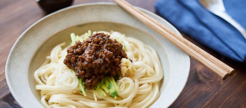 【お土産レシピ】〆までおいしい!盛岡じゃじゃ麺