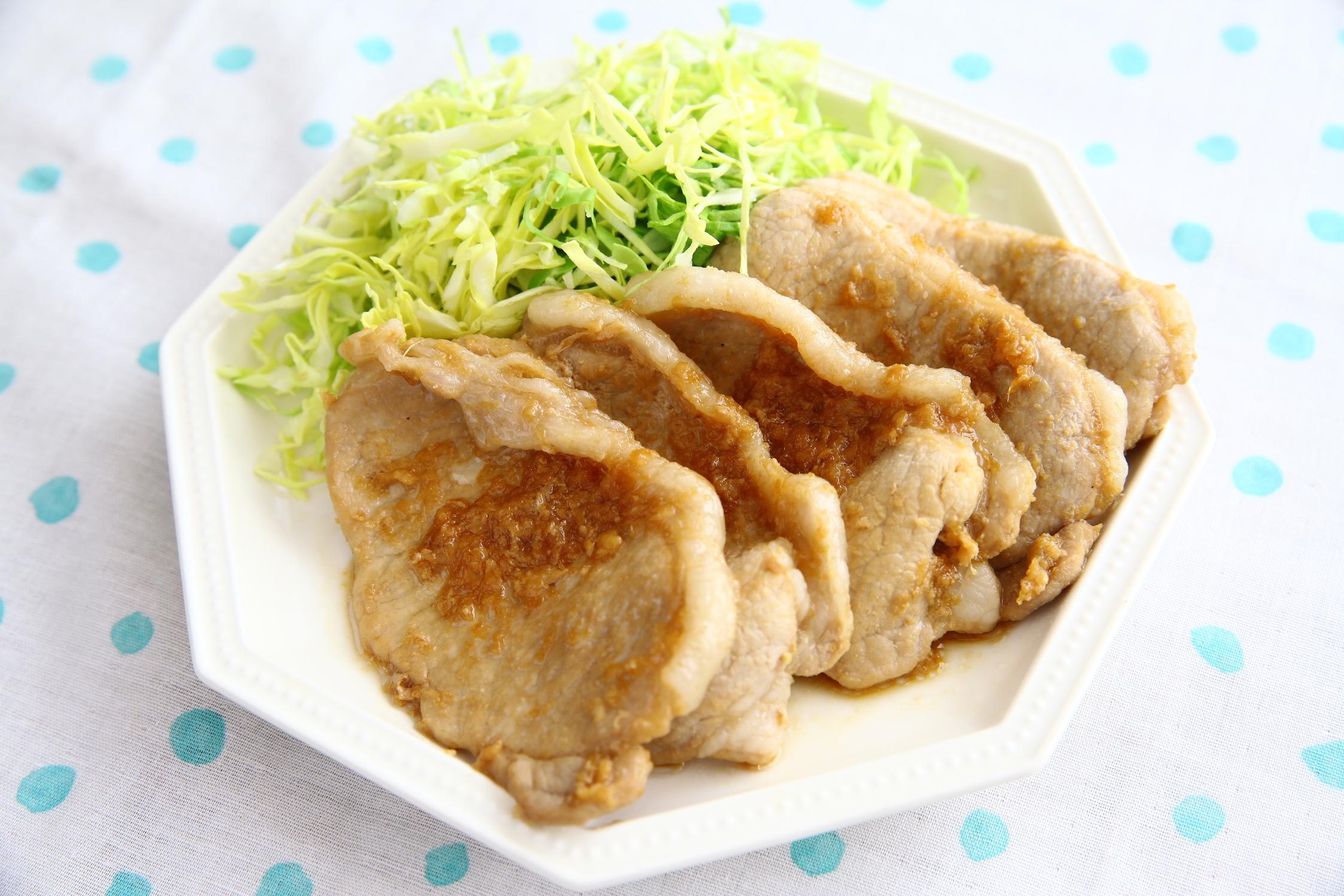 レシピ 生姜 焼き肉