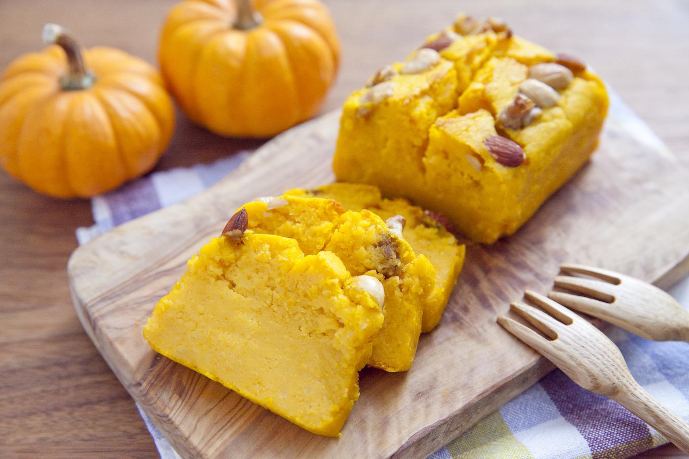 太陽のマルシェレシピ「砂糖不使用!坂尻さんのバターナッツ濃厚