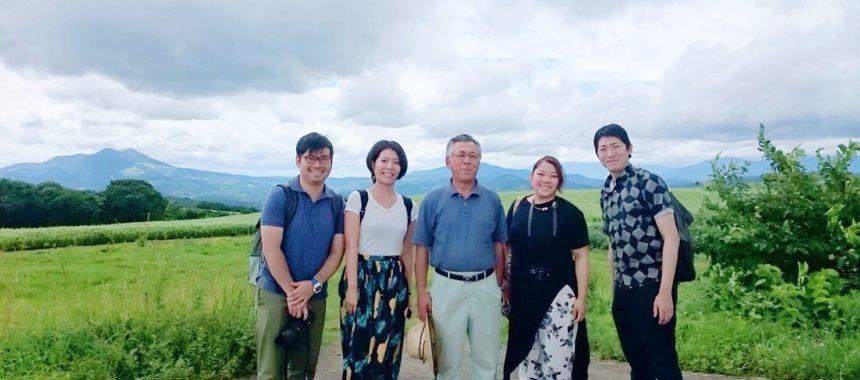 岩手県八幡平を訪れました!