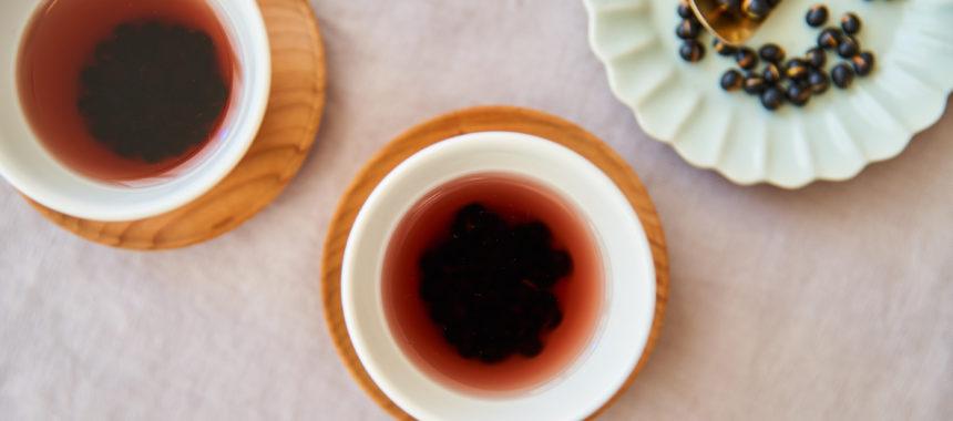 黒豆茶(いり黒豆)