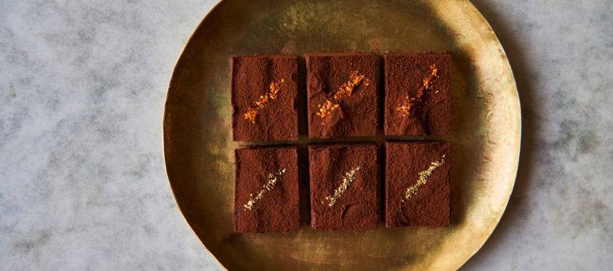 【ELLE gourmet掲載】赤みそショコラ(生チョコ)