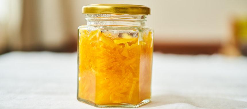 砂糖不使用、三宝柑のママレード