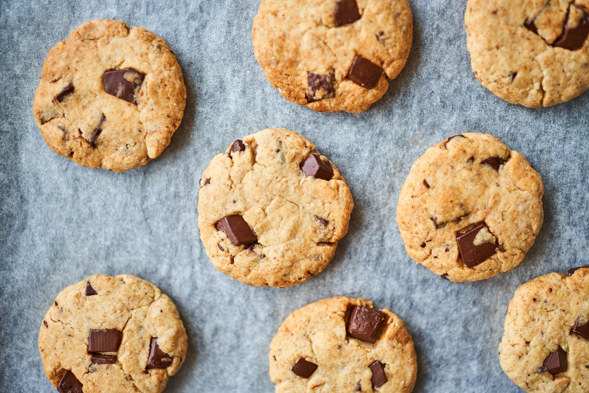 チョコ チャンク クッキー スタバの定番!「チョコチャンククッキー」の再現レシピを試そう