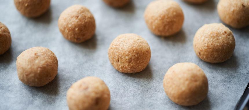 ココナッツボール(ココナッツクッキー)