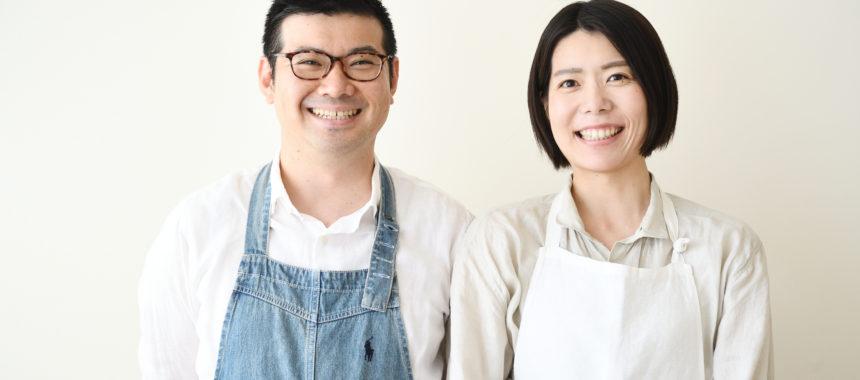 【オレンジページ掲載】夫婦で料理