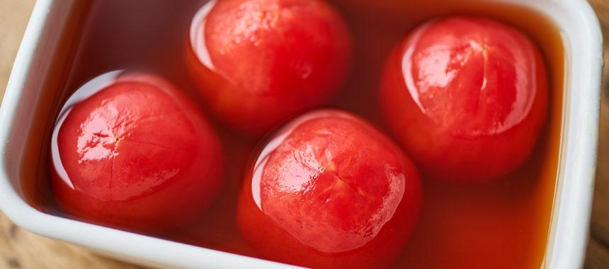 丸ごとトマトのだし漬け