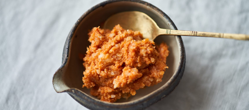 みりん粕醬(こぼれ梅醬)